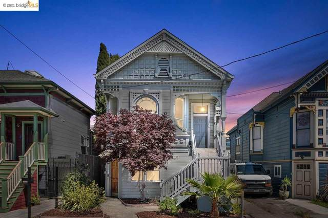 2130 Linden St #A, Oakland, CA 94607 (#EB40949912) :: The Goss Real Estate Group, Keller Williams Bay Area Estates