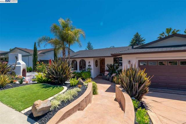 295 Mission Dr, Pleasanton, CA 94566 (#BE40949124) :: Robert Balina | Synergize Realty