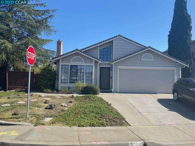115 Woodfield, Hercules, CA 94547 (MLS #CC40949968) :: Compass