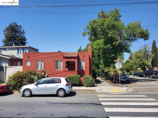 2600 Sacramento St, Berkeley, CA 94702 (#EB40949988) :: Robert Balina | Synergize Realty