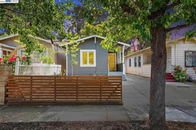 2072 Harrington Ave, Oakland, CA 94601 (#BE40949992) :: Alex Brant