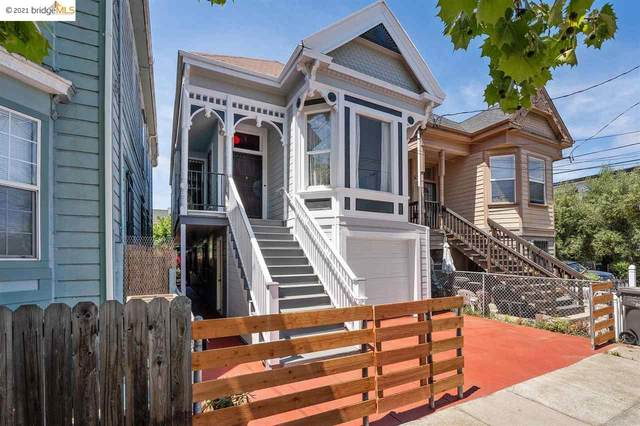 1031 Wood St, Oakland, CA 94607 (#EB40950003) :: The Goss Real Estate Group, Keller Williams Bay Area Estates