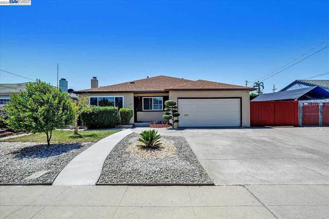 16175 Channel St, San Lorenzo, CA 94580 (#BE40950007) :: Robert Balina | Synergize Realty