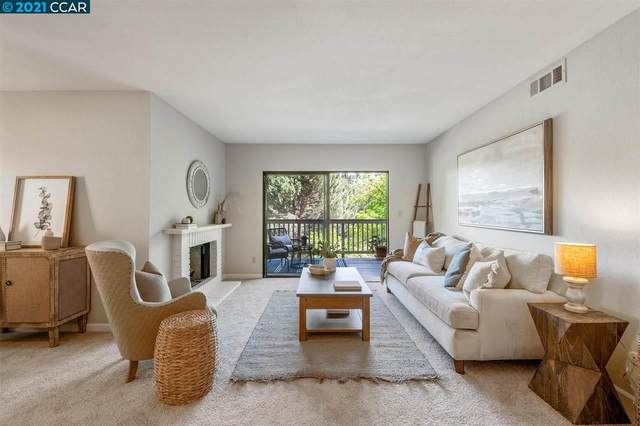 1536 Stanley Dollar Dr 1A, Walnut Creek, CA 94595 (#CC40950032) :: The Goss Real Estate Group, Keller Williams Bay Area Estates