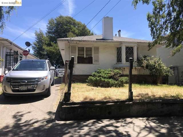 2222 85th Avenue, Oakland, CA 94605 (#EB40950027) :: Robert Balina | Synergize Realty