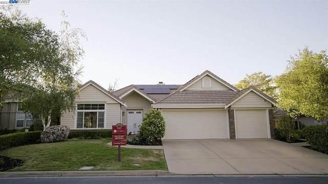 558 Montori Ct, Pleasanton, CA 94566 (#BE40946988) :: The Goss Real Estate Group, Keller Williams Bay Area Estates