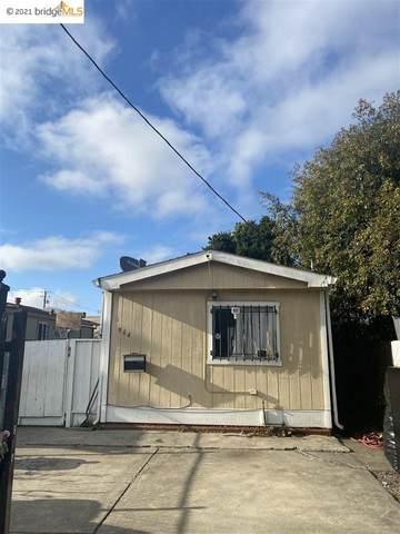 964 21St St, Oakland, CA 94607 (#EB40948257) :: Robert Balina | Synergize Realty