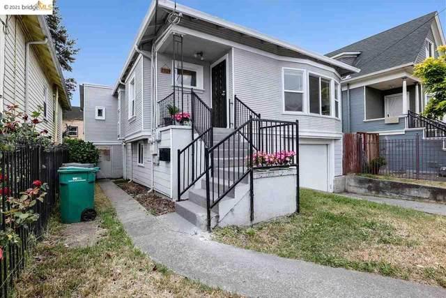 2909 E 22Nd St, Oakland, CA 94601 (#EB40950093) :: Robert Balina | Synergize Realty