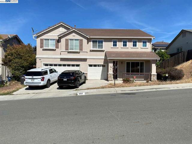 1067 Muir Creek Dr, Pittsburg, CA 94565 (#BE40950105) :: Live Play Silicon Valley