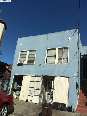 3516 E 15TH ST, Oakland, CA 94601 (#BE40950109) :: Alex Brant