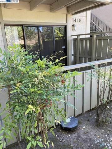 1415 Marchbanks Dr #1, Walnut Creek, CA 94598 (#BE40950118) :: Alex Brant