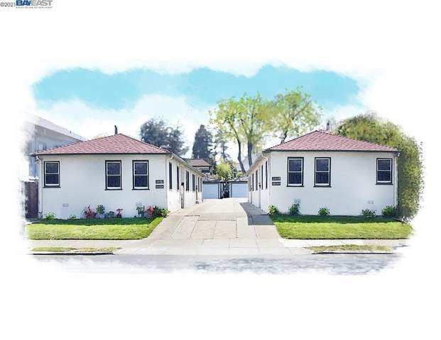 1014 Buena Vista Ave, Alameda, CA 94501 (#BE40949824) :: Real Estate Experts