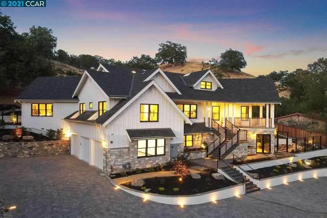 3238 Gloria Terrace, Lafayette, CA 94549 (#CC40950180) :: Olga Golovko