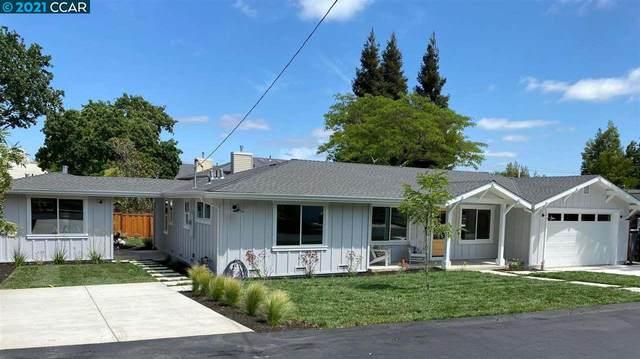 40 Iris Ln, Walnut Creek, CA 94595 (#CC40950195) :: Alex Brant