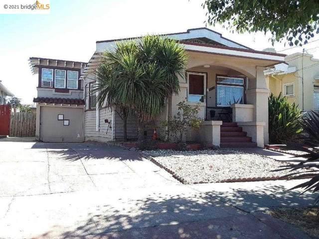 1632 68th Ave, Oakland, CA 94621 (#EB40950213) :: Schneider Estates