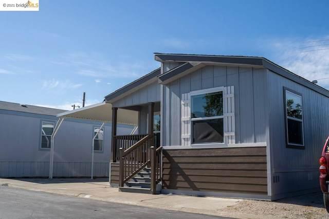 200 W Cypress  Rd 15, Oakley, CA 94561 (#EB40950343) :: Schneider Estates