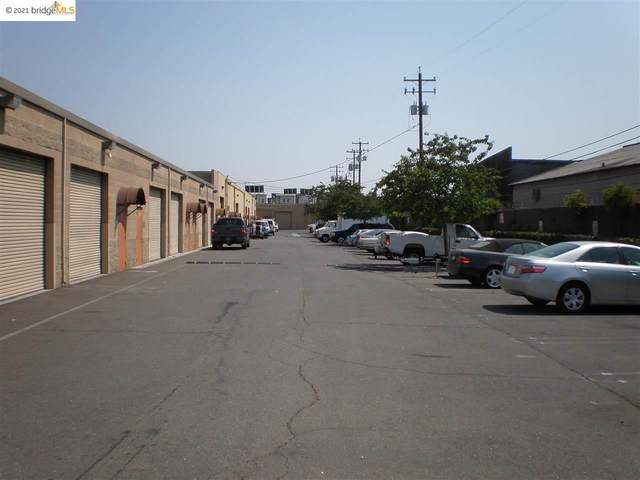 910 81 St. #18, Oakland, CA 94621 (#MR40950463) :: Real Estate Experts