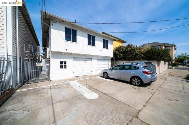 1439 7Th Ave, Oakland, CA 94606 (#EB40950476) :: Real Estate Experts