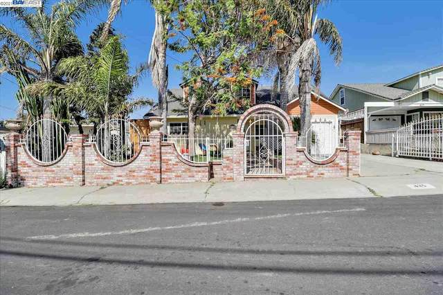 425 Sheryl Drive, San Pablo, CA 94806 (#BE40950508) :: The Kulda Real Estate Group