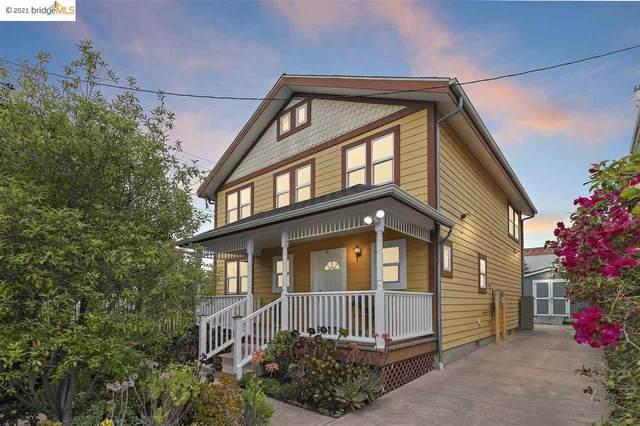 3344 Chestnut St, Oakland, CA 94608 (#EB40950543) :: Real Estate Experts