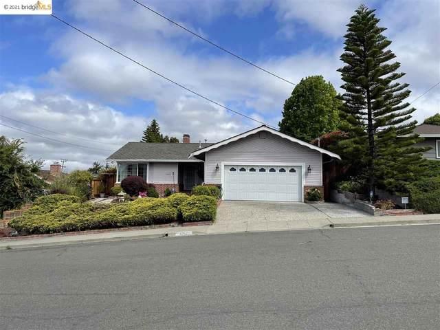 1262 Vistagrand Dr, San Leandro, CA 94577 (MLS #EB40950551) :: Compass