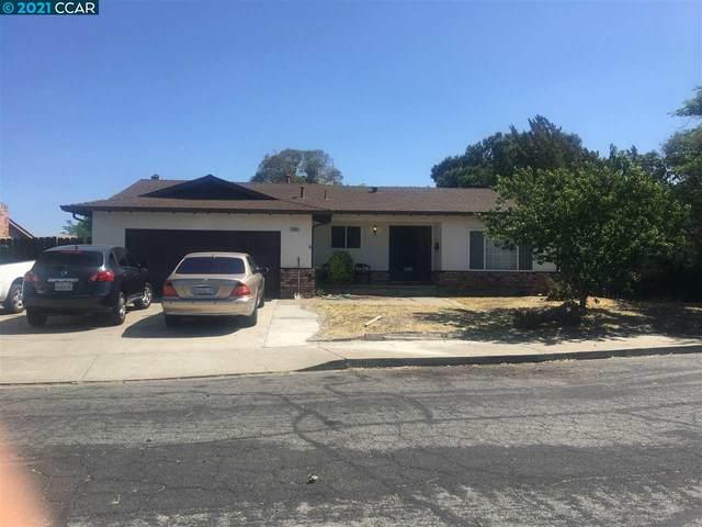 3108 Saint Christopher Ct, Antioch, CA 94509 (MLS #CC40950364) :: Compass