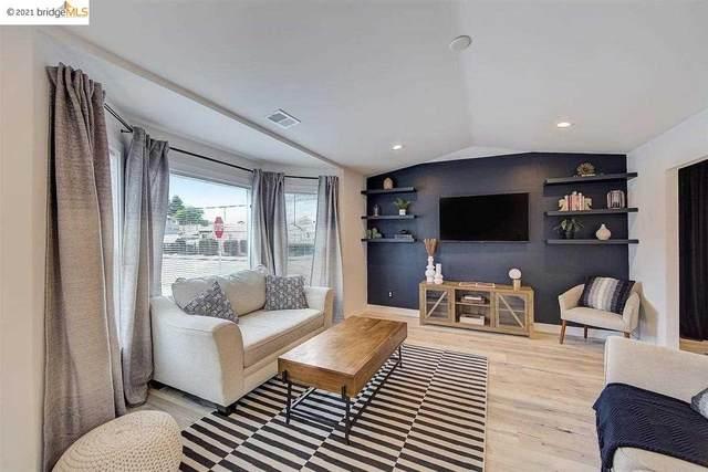 8200 Iris St, Oakland, CA 94605 (#EB40950671) :: Real Estate Experts