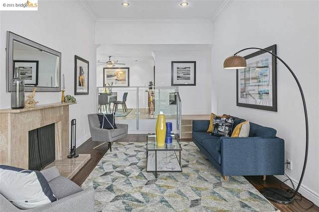 466 Crescent St 314, Oakland, CA 94610 (#EB40950674) :: Real Estate Experts