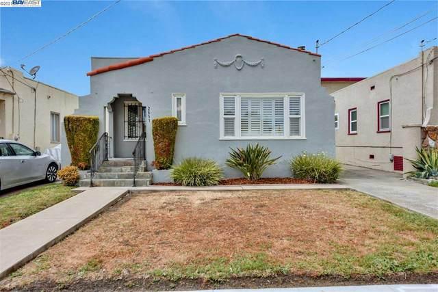 2651 Ritchie St, Oakland, CA 94605 (#BE40950258) :: Schneider Estates