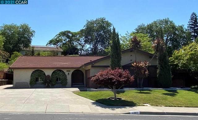 2307 Lariat Lane, Walnut Creek, CA 94596 (#CC40950783) :: Real Estate Experts