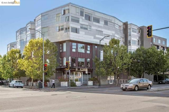 6501 San Pablo Ave 201, Oakland, CA 94608 (#EB40950832) :: RE/MAX Gold
