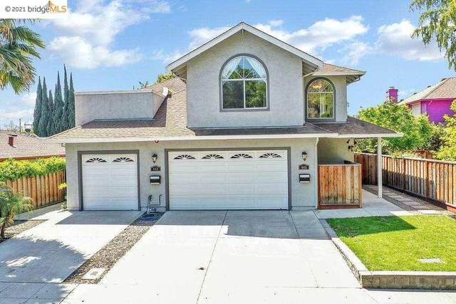 448 Banning Ave, Sunnyvale, CA 94086 (#EB40950853) :: Paymon Real Estate Group