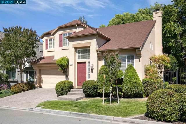 1116 Maggie Ln, Walnut Creek, CA 94597 (#CC40950873) :: Strock Real Estate