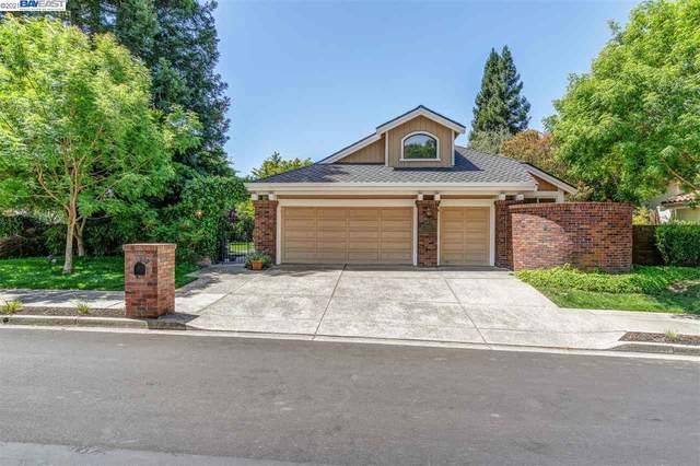 231 Live Oak Dr, Danville, CA 94506 (#BE40950871) :: Real Estate Experts