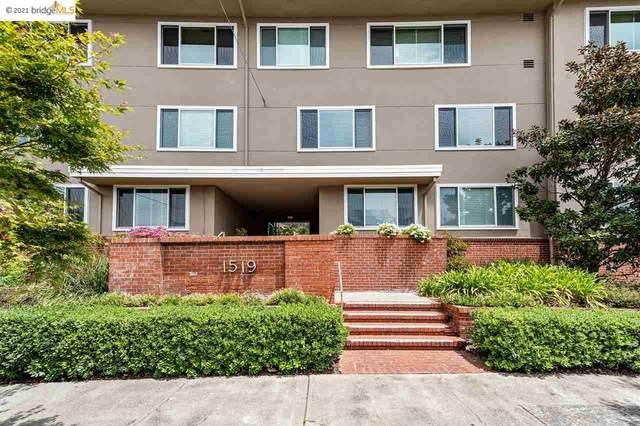 1519 Oxford Street D, Berkeley, CA 94709 (#EB40950966) :: Real Estate Experts