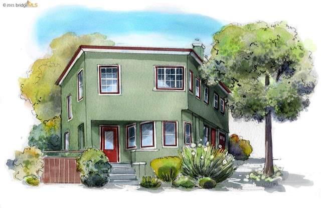 2849 Prince St, Berkeley, CA 94705 (#EB40951063) :: Real Estate Experts