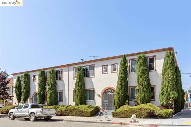 600 51st St, Oakland, CA 94609 (#EB40951071) :: Strock Real Estate