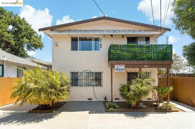 2922 22Nd Ave, Oakland, CA 94606 (#EB40951113) :: Real Estate Experts