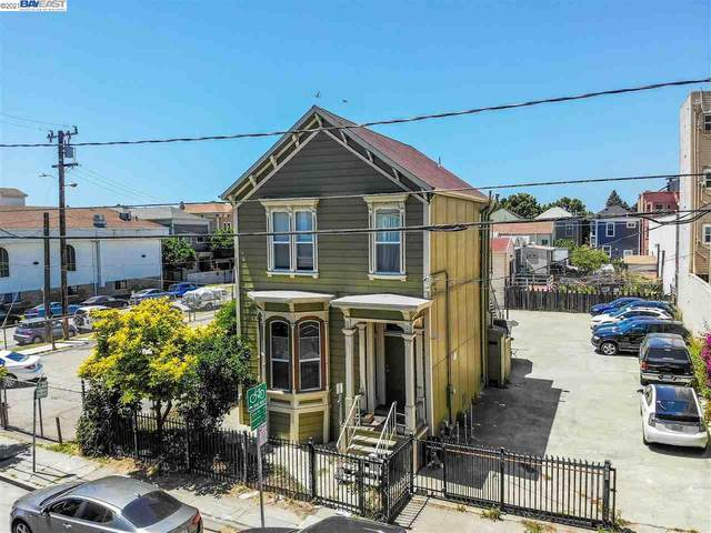 1911 Martin Luther King Jr Way, Oakland, CA 94612 (#BE40951164) :: Intero Real Estate