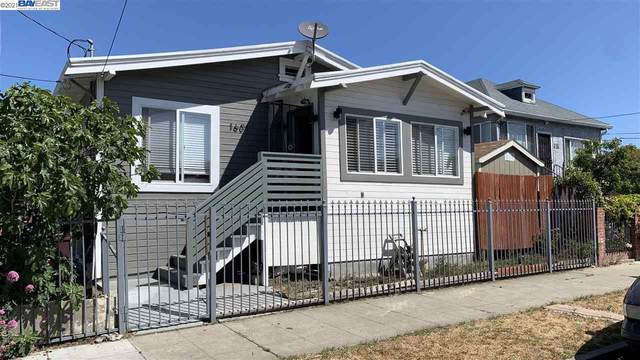 1601 85Th Ave, Oakland, CA 94621 (MLS #BE40951176) :: Compass