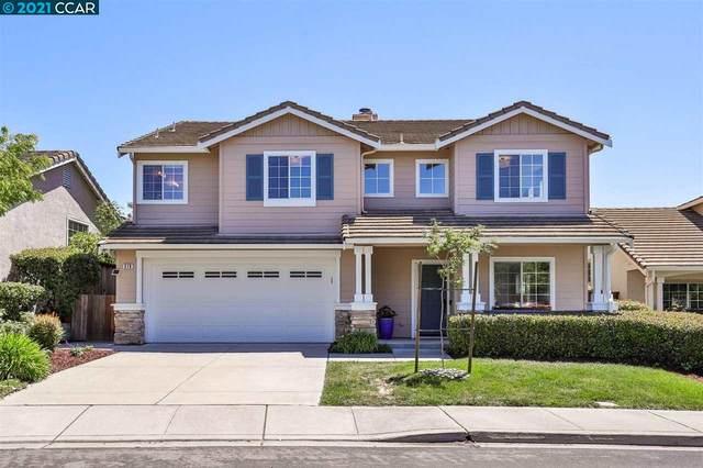 319 Liveoak Ct, Martinez, CA 94553 (MLS #CC40951221) :: Compass