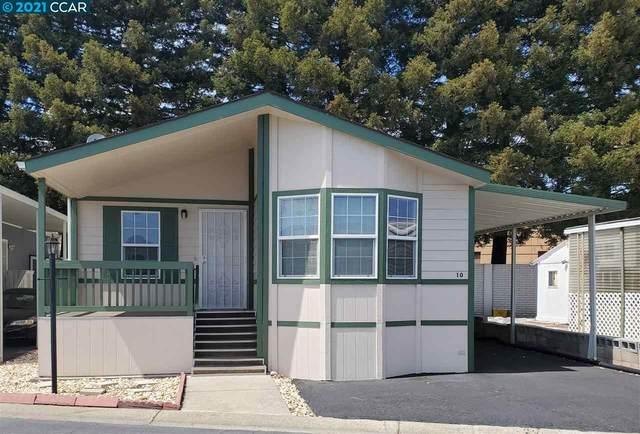 1200 W Winton Ave Spc 10, Hayward, CA 94545 (#CC40950334) :: Paymon Real Estate Group