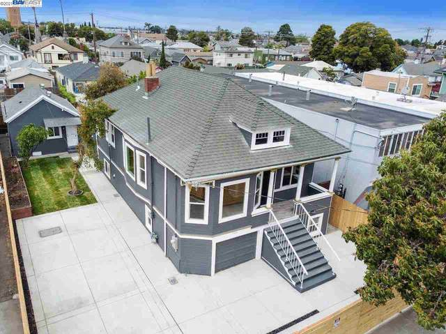5733 E 17Th St, Oakland, CA 94621 (#BE40951353) :: Real Estate Experts