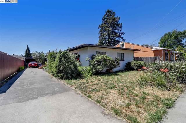 5712 Carlos Ave, Richmond, CA 94804 (#BE40951355) :: The Kulda Real Estate Group