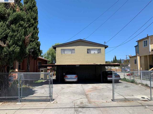 1915 84th Ave, Oakland, CA 94621 (#BE40951376) :: Real Estate Experts