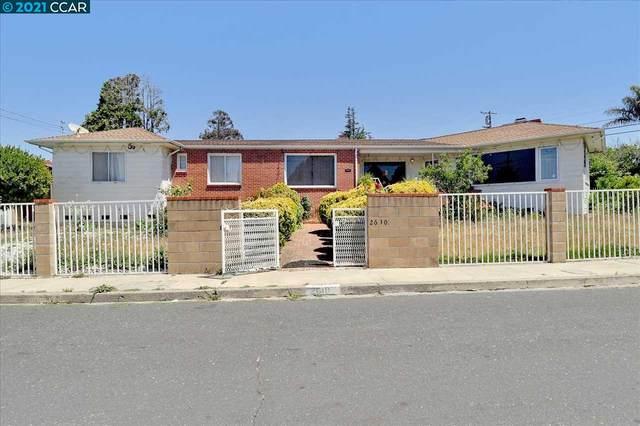 2610 Francisco Way, El Cerrito, CA 94530 (#CC40951408) :: Real Estate Experts