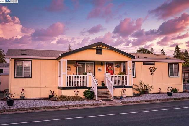 3263 Vineyard Ave., #84 84, Pleasanton, CA 94566 (#BE40951245) :: The Kulda Real Estate Group