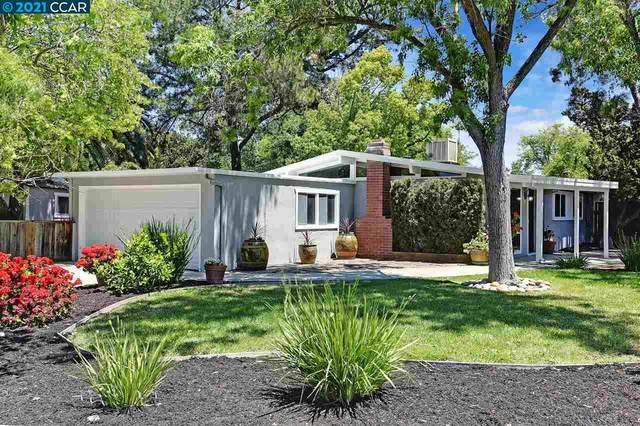 36 Margrave Ct, Walnut Creek, CA 94597 (#CC40951503) :: Strock Real Estate