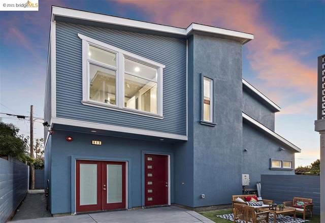 869 W Macarthur, Oakland, CA 94608 (#EB40951645) :: Strock Real Estate