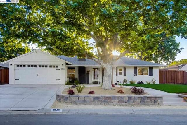 1936 Jeannette Dr, Pleasant Hill, CA 94523 (#BE40951707) :: Real Estate Experts
